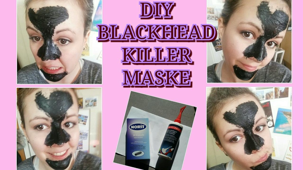 diy blackhead killer maske einfach und schnell youtube. Black Bedroom Furniture Sets. Home Design Ideas