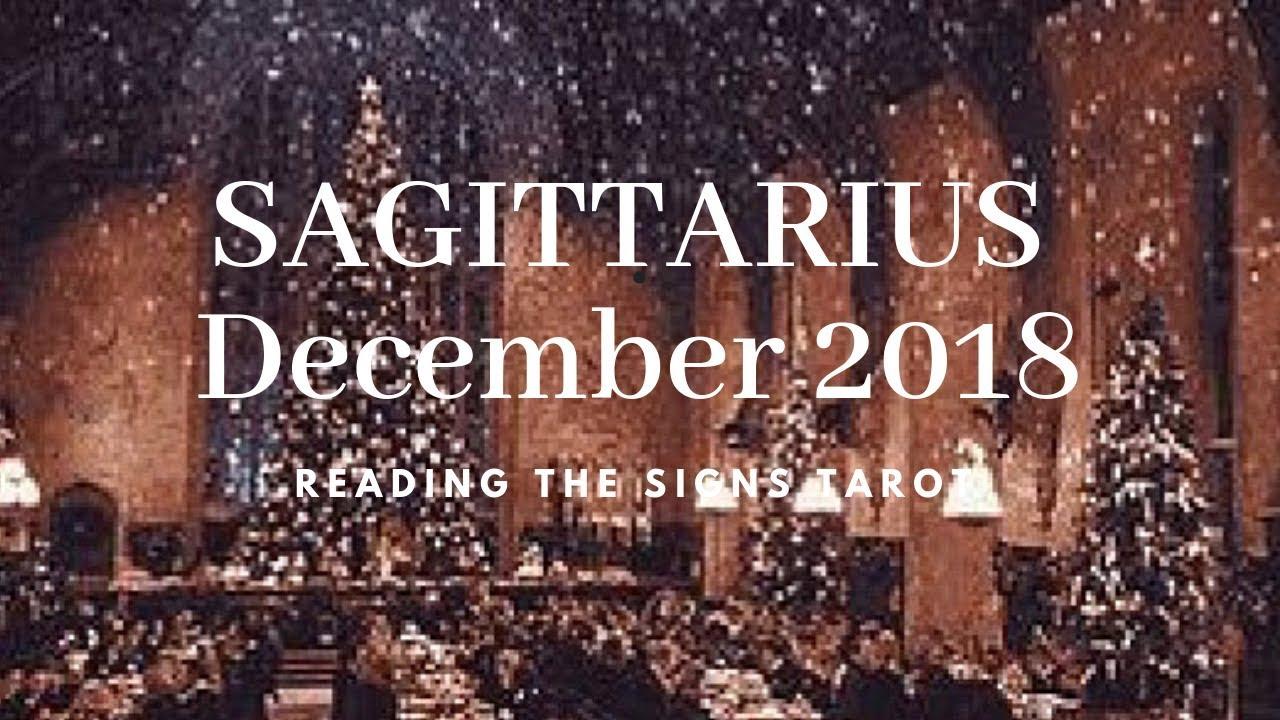 Sagittarius horoscope December 12222