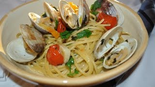 Fifty Shades Of Grey Recipes Pasta Alle Vongole Linguine White Clam Sauce Mommy Is A Chef Episode 59