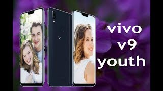 vivo V9 Youth First look with complete features and price