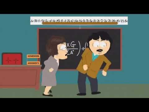 Randy Marsh south park Fight