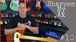 Sharpen My Axe #10 G&L Tribute ASAT