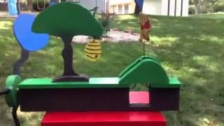 Winnie The Pooh Whirligig