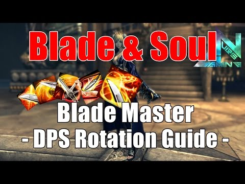 Blade & Soul  Blade Master DPS Guide howtoPlay