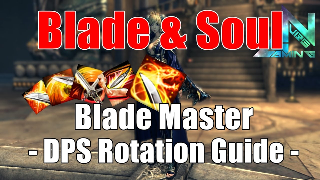 Blade & Soul Blade Master Lasted Popular Build Guides - u4gm com