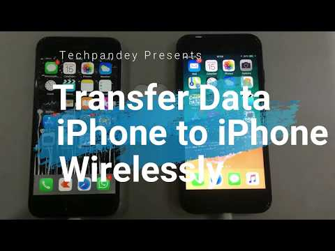 How to Transfer Photos/Videos from iPhone to iPhone Using Airdrop 2019 (iOS 11/12)