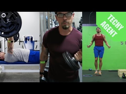 BEST Fitness Bands & Tech for Crossfit, Gym, HIIT, and Weight Lifting