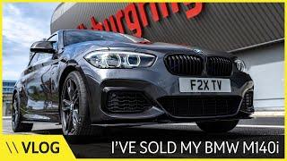 I sold my 2018 BMW M140i Shadow Edition!