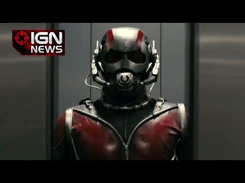 IGN News - Edgar Wright Discusses His Next Film, Ant-man
