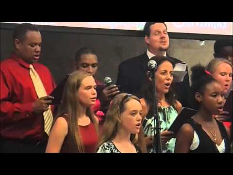 Grenada Grace Lutheran Christmas Video 2015