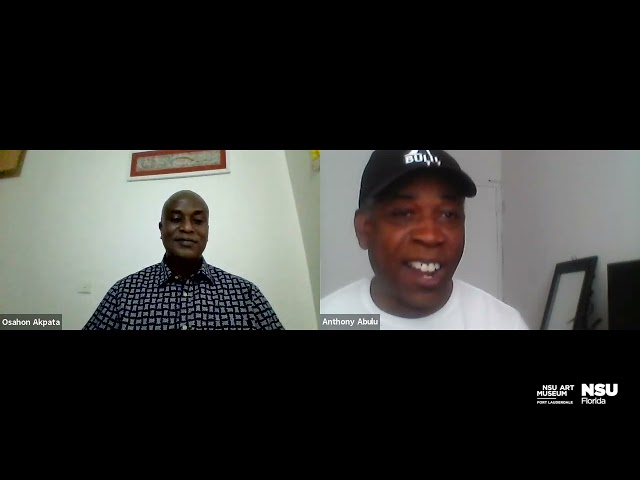 A Day Of Nollywood: Conversation With Filmmaker Tony Abulu and Producer Osahon Akpata