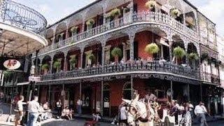 USA la Louisiane le Mississippi la ville de New-Orléans