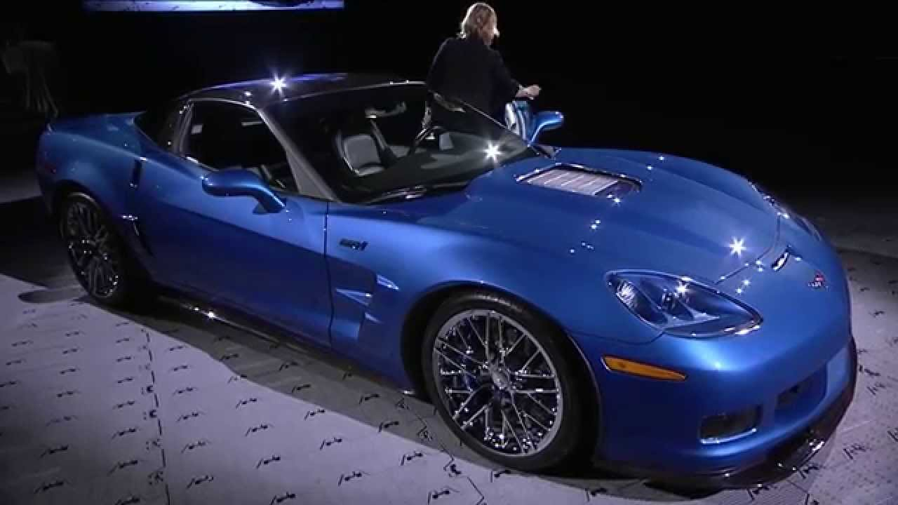"National Corvette Museum >> The National Corvette Museum ZR1 ""Blue Devil"" Returns for ..."