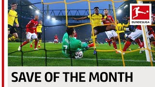 Save Of The Month April: The Winner Is…