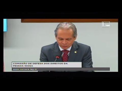 DEFESA DOS DIREITOS DA PESSOA IDOSA - Reunião Deliberativa - 16/08/2017 - 14:48