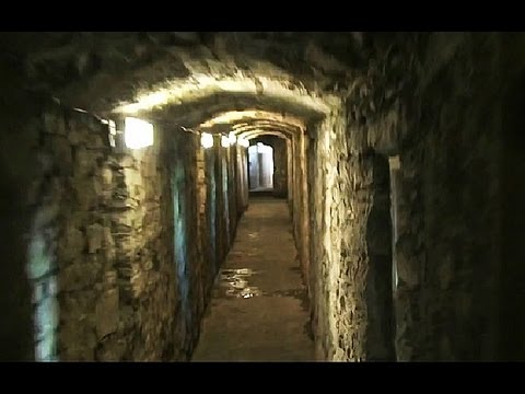 Creepy Haunted Castle, Plus EVP Session And Ghost Hunt. Part 3