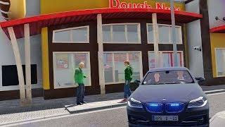 Autobahn Police Simulator 2 - Part 17 -  Donut Shop Robbery