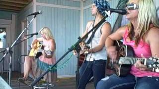 Shades of Green - Meagan May & Elise Thornton singing Simple Man