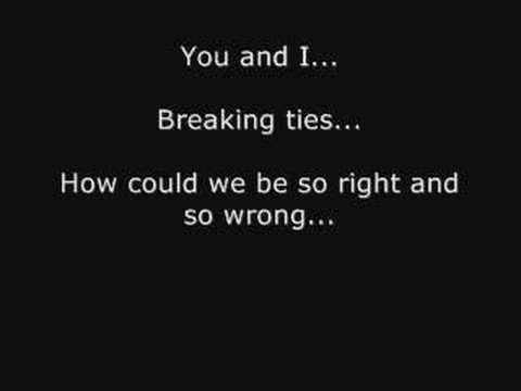 - Above & Beyond pres. OceanLab - Breaking Ties (A&B Analogue Haven Mix & Original Mix) - ABGT 149 - радио версия