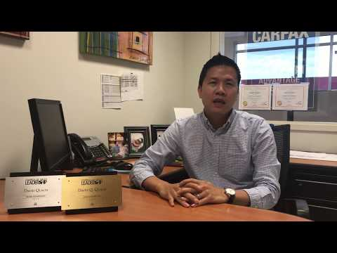 Meet David Quach, sales consultant at Honda Cars of Bellevue!