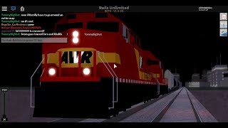 CHASING 777! Roblox: Rails Unlimited