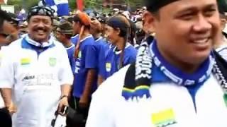 ROAD SHOW PERSIB JUARA ISL KE SUBANG
