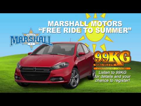 Eagle Radio KSKG Free Ride to Summer