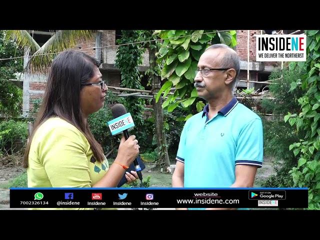 Editor-in-Chief, Afrida Hussain in conversation with former DG Pallav Bhattarchya