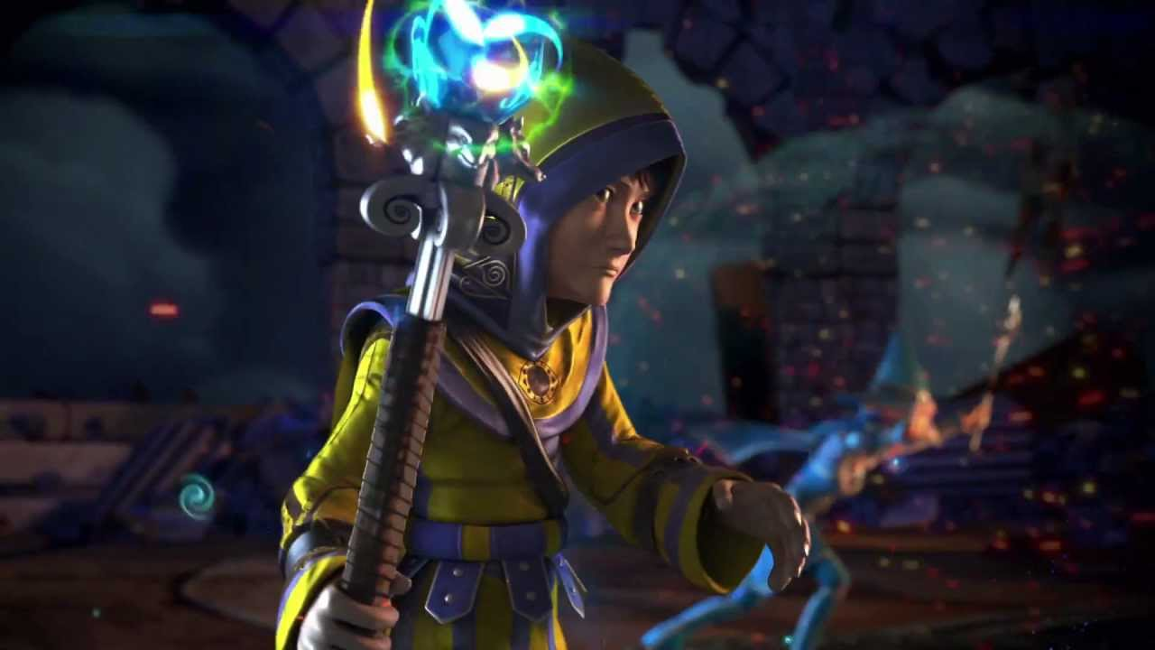 Animated Cartoon Wallpaper Wizard101 Battle With Malistaire Continues Youtube