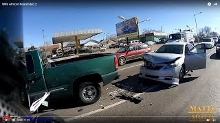 Extremely Close Calls, Road Rage, Crashes & Scary Motorcycle Accidents [EP #64]