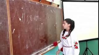 Відкритий урок Алгебра 8 клас