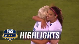 United States vs. Mexico | 2018 Women\'s International Friendly Highlights