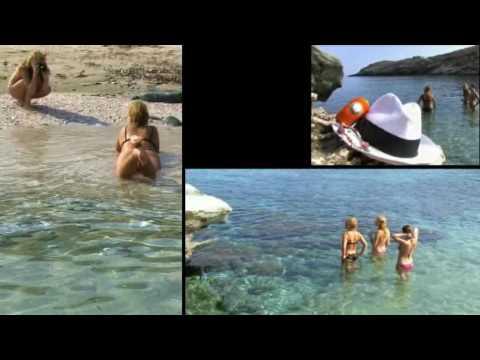 The island of KEA - The beaches