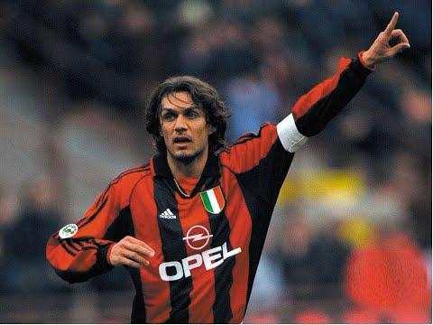 Paolo Maldini ● Legendary Defender ● AC Milan Legend