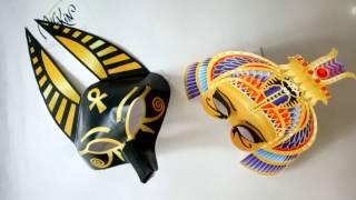 Anubis mask from MaskinBox