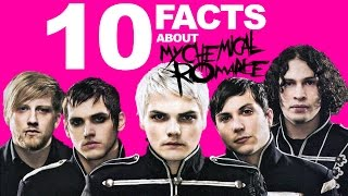 10  Crazy Facts About My Chemical Romance