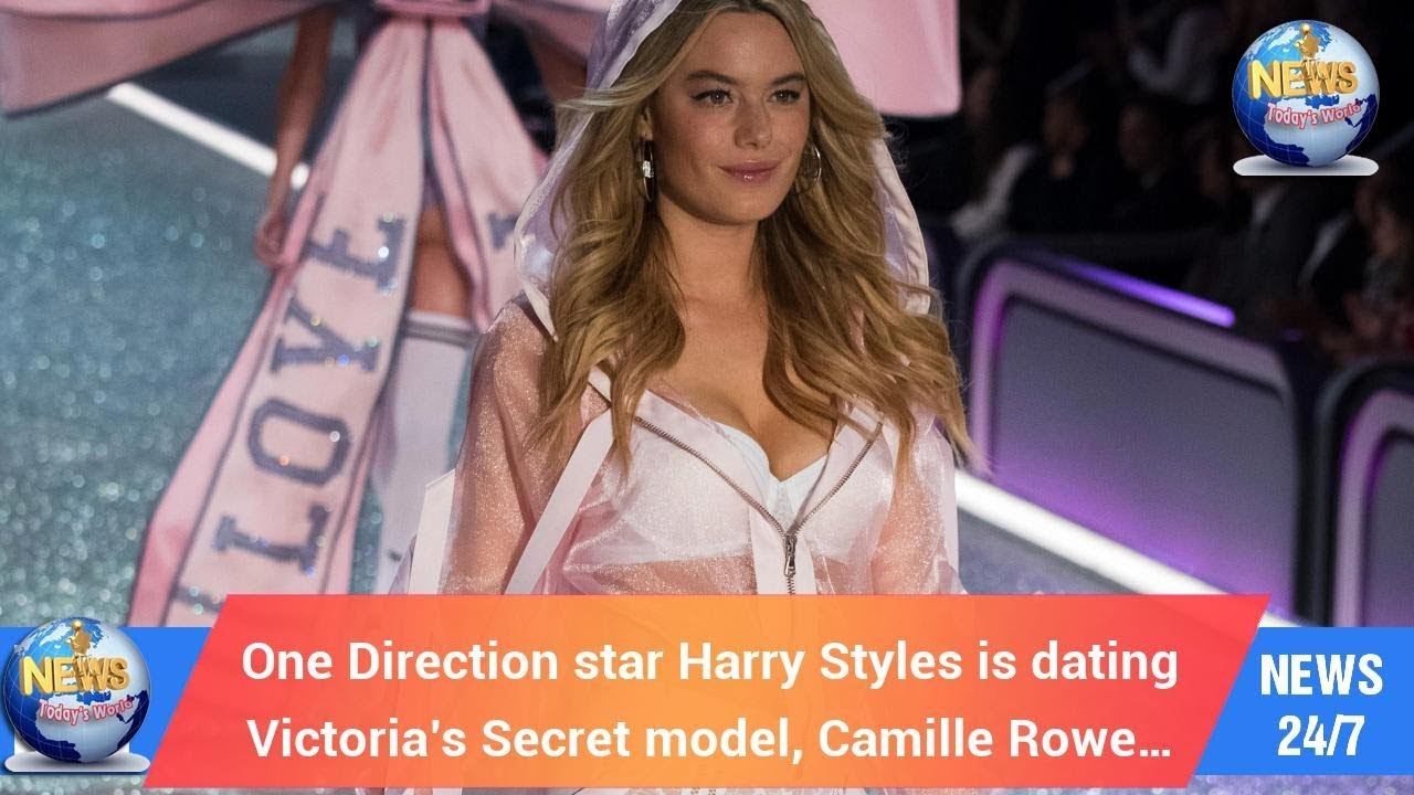 One direction dating victoria secret model