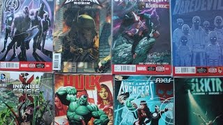 New Comics 9.17.14 Avengers, Hulk, Superior Spider Man, Batman & Robin