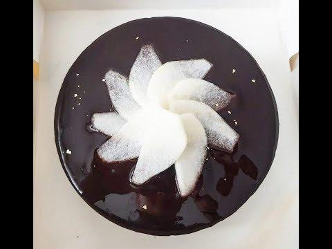 entremet-poire-chocolat