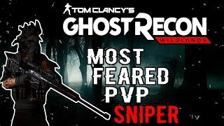 Wildlands Most Feared Sniper | INSANE Clips! | Ghost Recon Wildlands (Ghost War PVP)