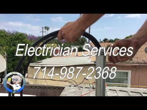 OC California 200 Amp Main Electrical Panel