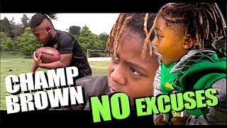 🔥🔥 The Return of Champ Brown | NO EXCUSES  !!! IE Ducks (CA) Under The Radar Spotlight | Camp AB