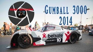 Gumball 3000 2014 - Miami 2 Ibiza All Supercars