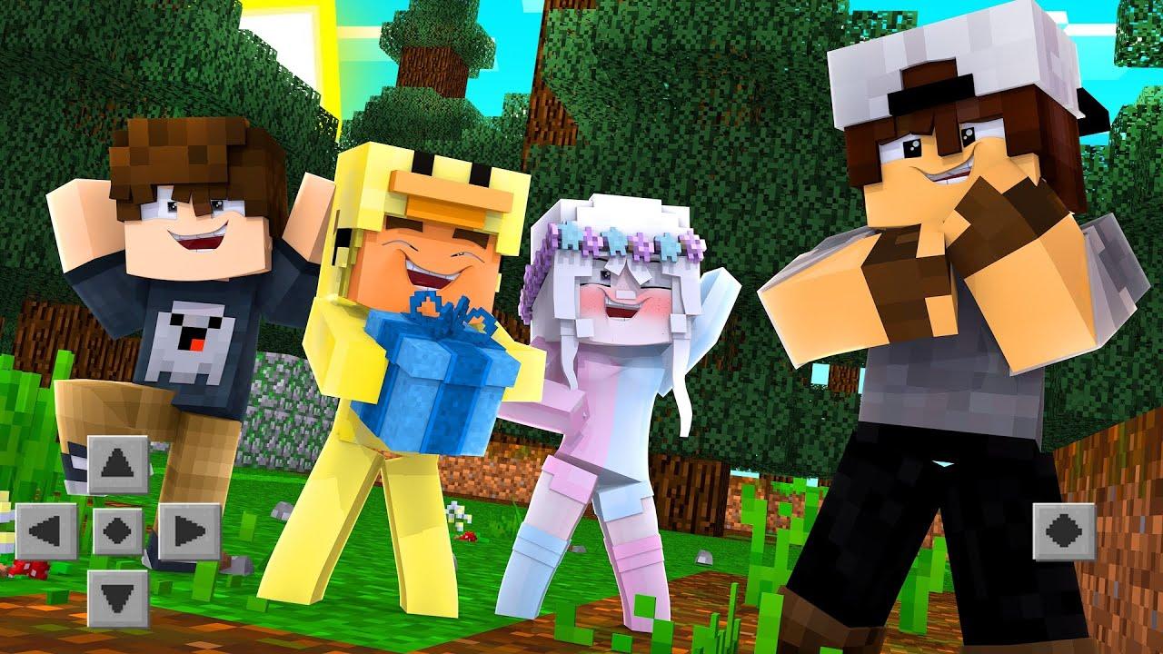 Minecraft: INSCRITOS #37 - OS INSCRITOS ME EMOCIONOU !!