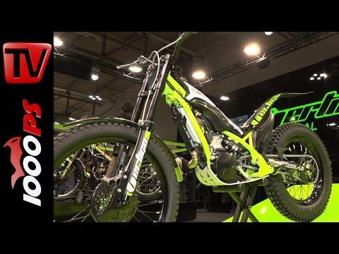 Vertigo Enduro und Trial Modelle 2016