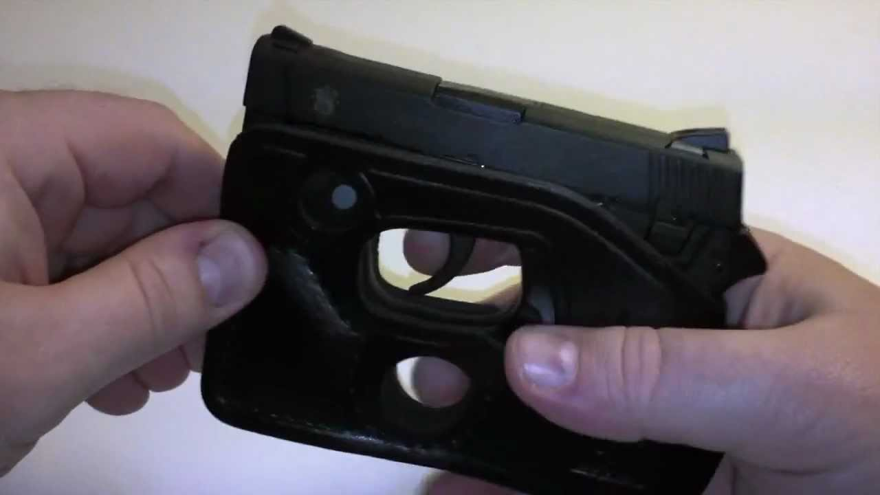 Smith & Wesson 380 Bodyguard Unboxing