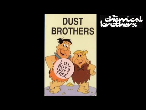 Dust Brother (The Chemical Brothers) Early 95