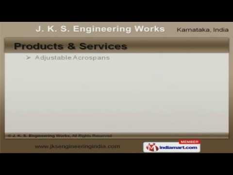 Construction Support Equipment & Fabrication Services by J K S Engineering Works, Bengaluru