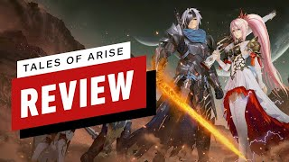 Tales of Arise Review (Video Game Video Review)