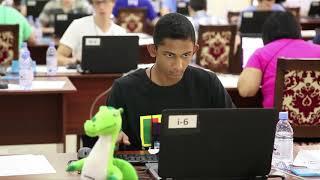 โอลิมปิกวิชาการ ตอนที่ 14 การแข่งขันคอมพิวเตอร์โอลิมปิกระดับนานาชาติ ครั้งที่ 30
